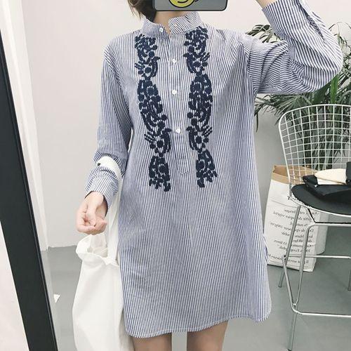 Изображение длинная рубашка