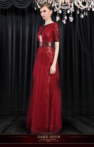Изображение вечернее платье