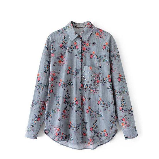 Изображение рубашка ZARA