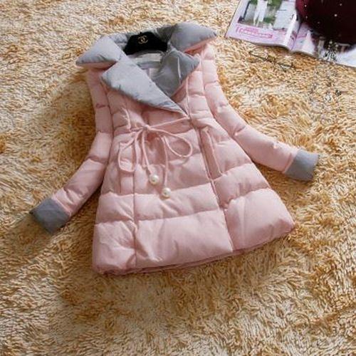 Изображение пальто на халафайбере