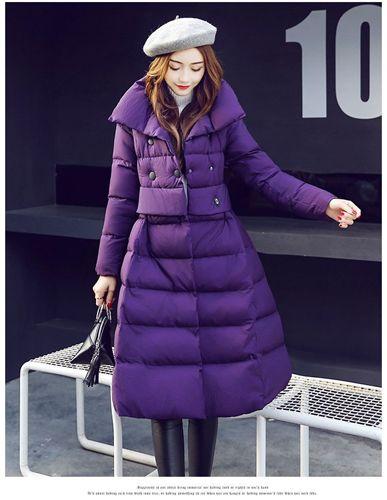 Изображение пальто на синтепоне