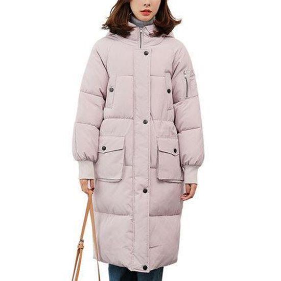 Изображение Молодежное зимнее пальто на искусственном пуховом наполнителе